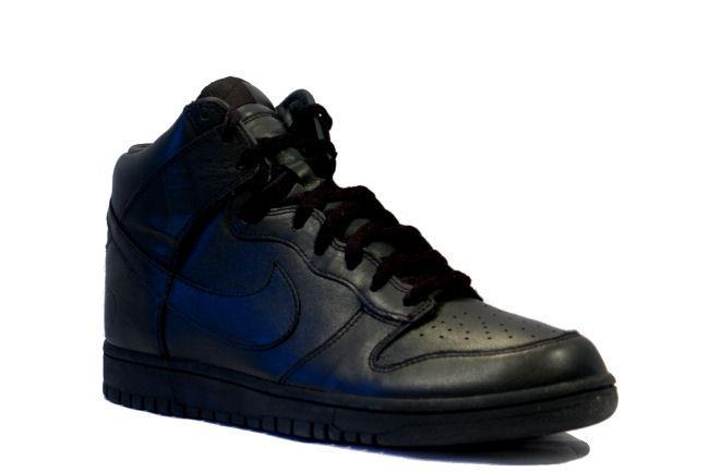ac0e6651076e Kixclusive - Nike Dunk High BZ QuestLove Black