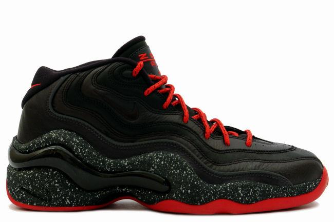 Nike Air Zoom Flight 96 Supreme Black / Red