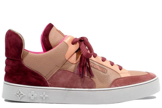 Louis Vuitton x Kanye West Don Brown Patchwork