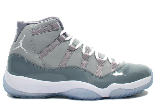 Air Jordan 11 Retro 2010 Cool Grey