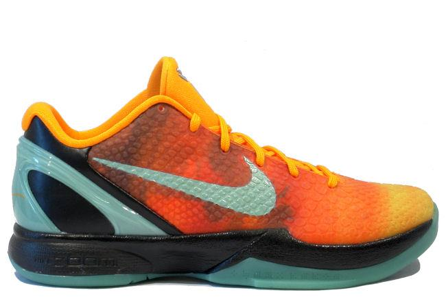 Nike Zoom Kobe 6 All-Star Orange County