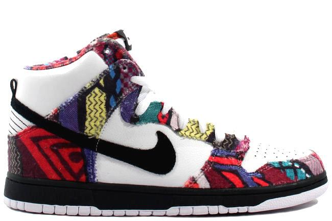 Nike SB Dunk High 'Dr. Huxtable'