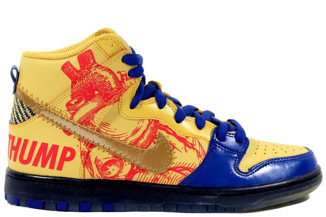 Nike SB Dunk High DB Doernbecher Thump