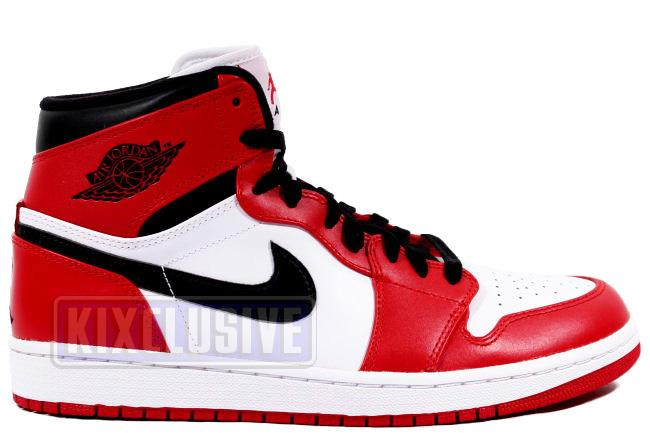 Air Jordan 1 Retro High 2013 Chicago