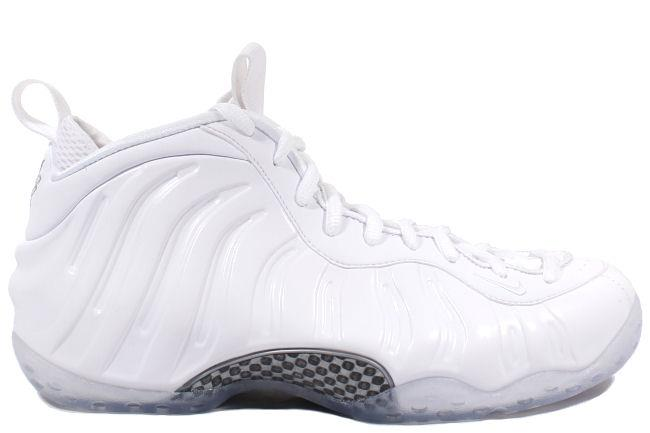 Nike Air Foamposite One White-Out