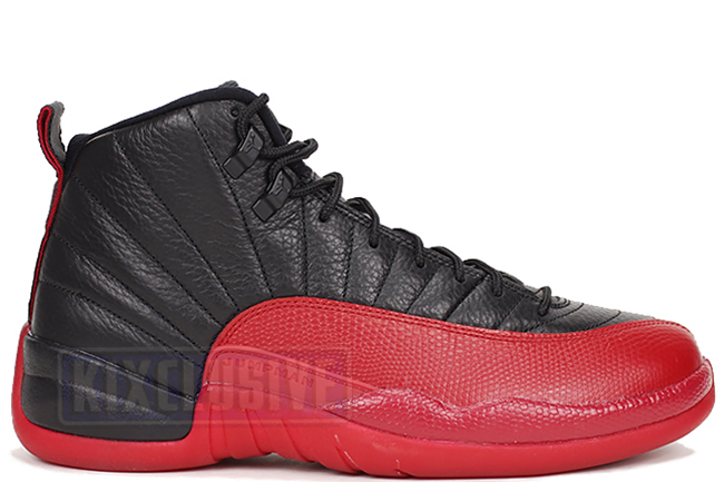 Air Jordan 12 Retro 2016 Flu Game