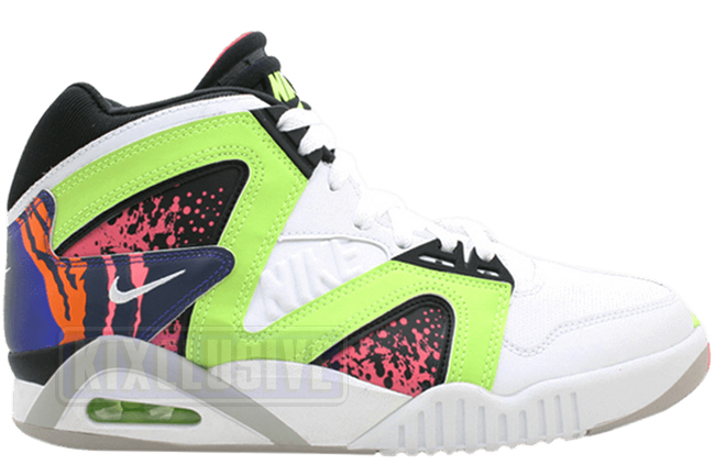 Nike Air Tech Challenge Hybrid Volt 2009