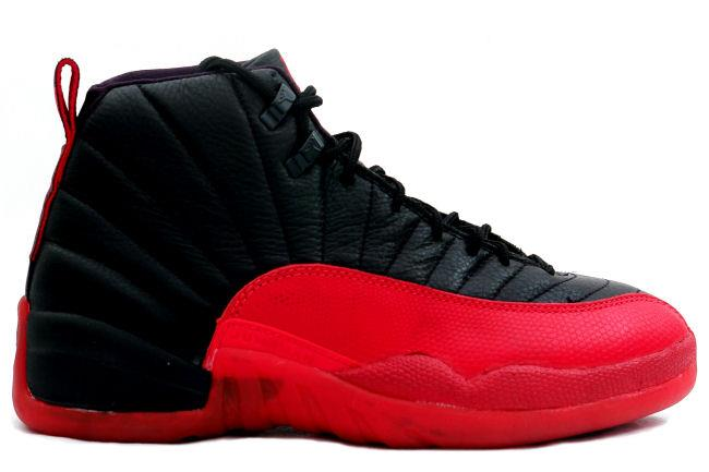 Air Jordan 12 OG Black / Red