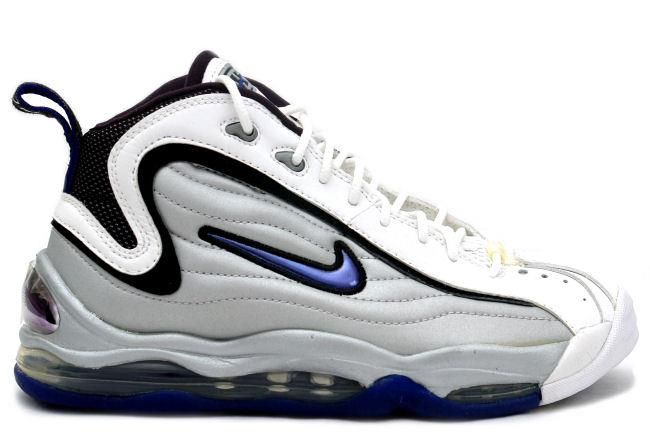 Nike Air Total Max Uptempo Silver / Royal