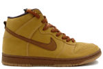 Nike SB Dunk High Maple / Bison / Wheat