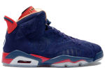 Air Jordan 6 Retro DB Doernbecher Navy / Red