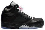 Air Jordan 5 Retro Premio Bin23 Black / Silver