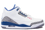 Air Jordan 3 Retro 2011 White / True Blue