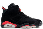 Air Jordan 6 Retro 2010 Black / Infrared
