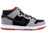 Nike SB Dunk Mid 'Dragon' Stealth / Black