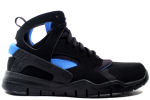 Nike Air Huarache Bball 2012 Black / Italy Blue