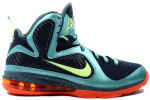 Nike Lebron 9 Cannon / Volt / Orange