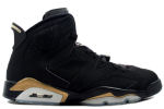 Air Jordan 6 DMP Black / Gold