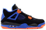 Air Jordan 4 Retro Cavs Black / Orange / Royal