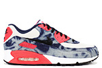 Nike Air Max 90 DNM QS Infrared / Denim