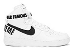 Air Force 1 High Supreme SP White