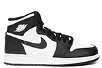 Air Jordan 1 Retro High OG BG Black / White