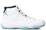 Air Jordan 11 Retro White / Legend Blue