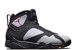 Air Jordan 7 Retro 2015 BG Black / Bordeaux