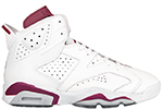 Air Jordan 6 Retro Maroon (Nike Air)