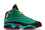 Air Jordan 13 Retro BG Doernbecher Emerald