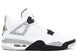 Air Jordan 4 Retro OG White / Cement 2016 (Nike Air)