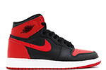 Air Jordan 1 Retro High OG BG Banned 2016