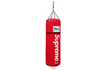 Supreme x Everlast Leather Heavy 70lb Punching Bag