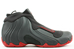 Nike Air Flightposite B Dark Charcoal Varsity Red