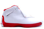 Air Jordan 18 White / Red