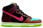 Nike Dunk Hi 'Undftd' Reef / Cotton Candy