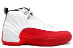 Air Jordan 12 OG White / Red