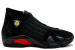 Air Jordan 14 OG Black / Red