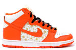 Nike Dunk High Pro SB Supreme Orange