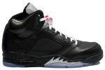 Air Jordan 5 Retro Premio Bin23 Black / Silver