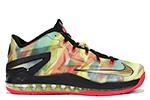 Nike Lebron 11 Low SE Multicolor
