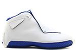 Air Jordan 18 OG White Royal Blue