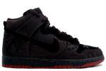 Nike SB Dunk High 'Melvin' Black