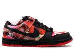 Nike SB Dunk Low 'Pushead' Black