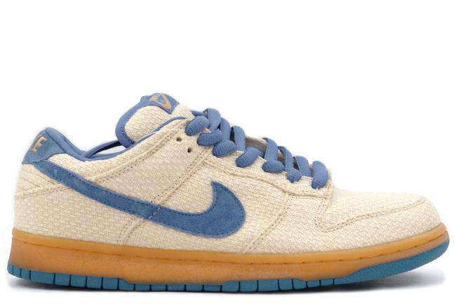 the latest e7c60 17961 Nike Dunk Low Pro SB Blue Hemp