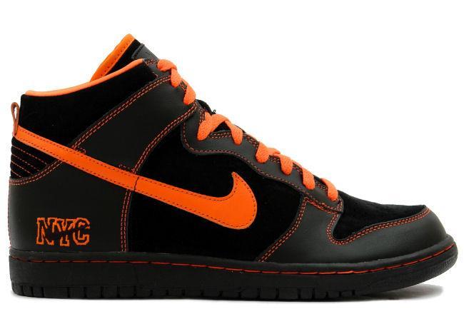 pas cher pour réduction e3d47 0311d Nike Dunk High Premium 'S.F. Giants'