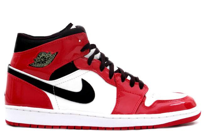 air jordan 1 black red