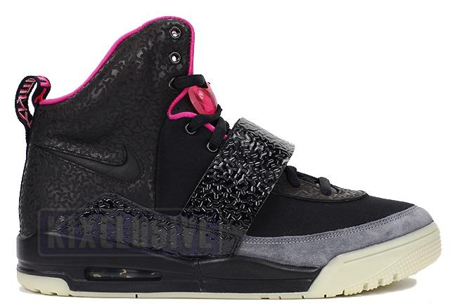 Nike Air Yeezy Black   Black. Show Picture 1 d7927ea724bb
