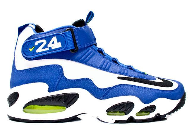 1a31024c4121 Kixclusive - Nike Air Griffey Max 1 Royal   White