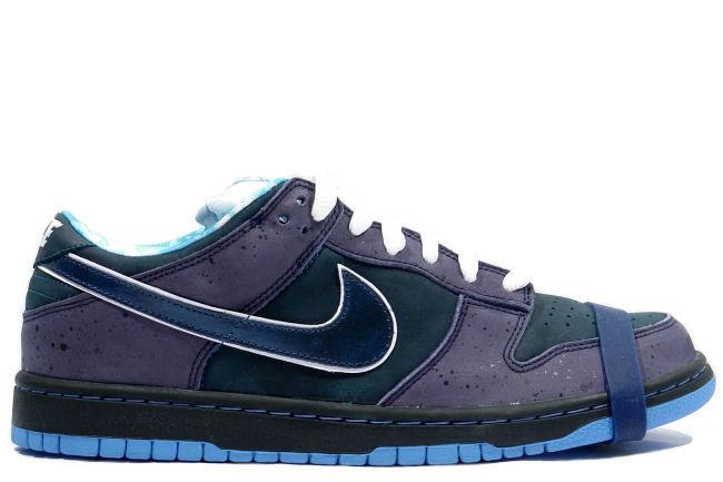 new concept 1813b b6f5d Nike SB Dunk Low  Lobster  Blue